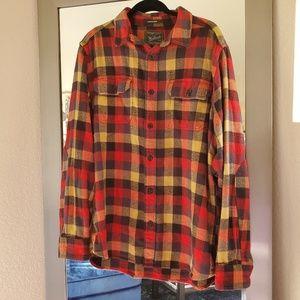Men's Woolrich Plaid Shirt